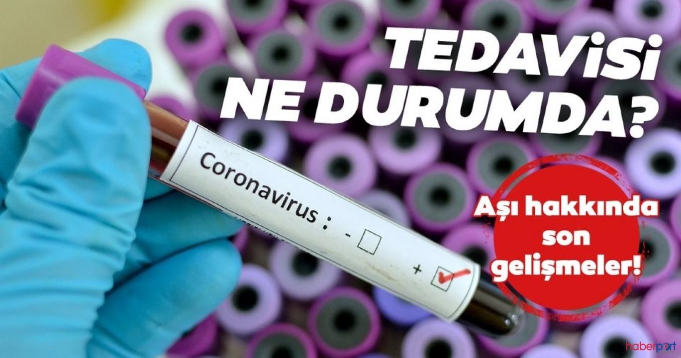 Korona virüsünün ilacı bulundu!