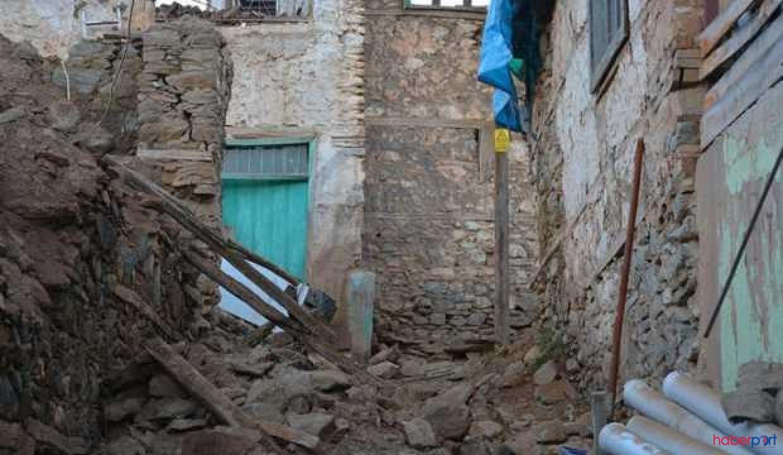 Malatya'da depremzedeler için konteynerlerın kurulumu tamamlandı