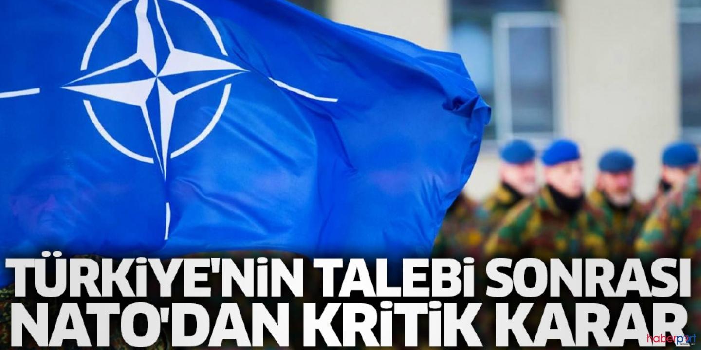 NATO'nun olağanüstü toplantısı sona erdi; İşte alınan Türkiye kararı