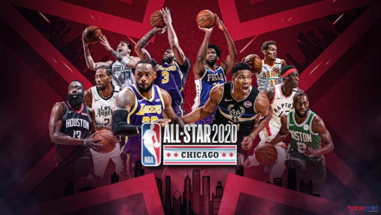 NBA All-Star heyecanı başlıyor! Takım kadroları belirlendi