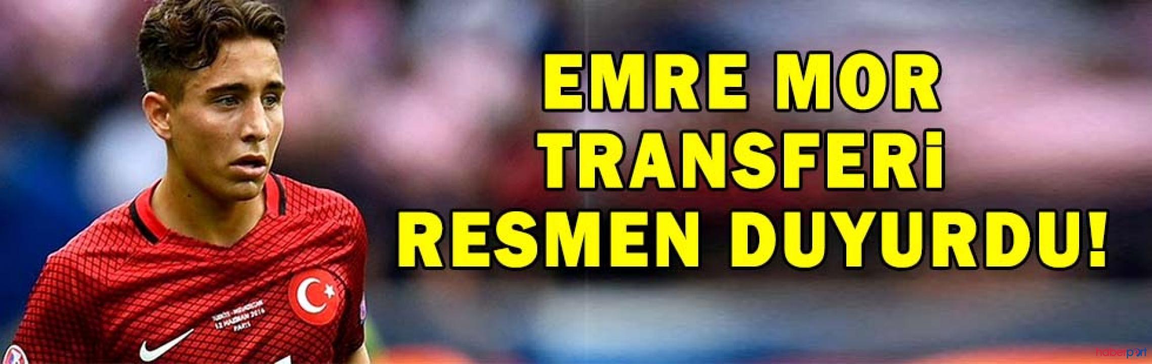 Olympiakos Transferi duyurdu
