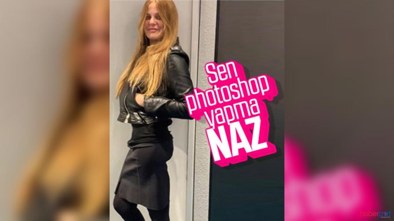 Oyuncu Naz Elmas sosyal medyanın diline düştü