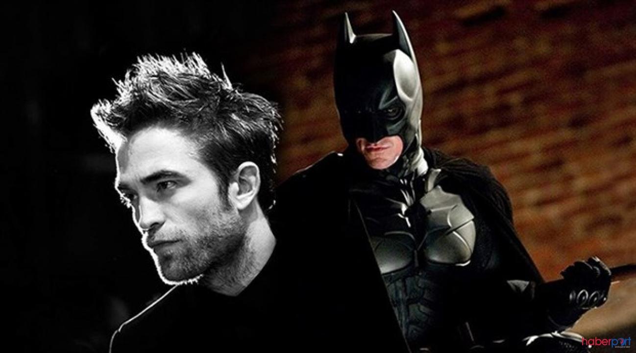 Robert Pattinson'un rol aldığı Batman filminde ilk teaser yayınlandı