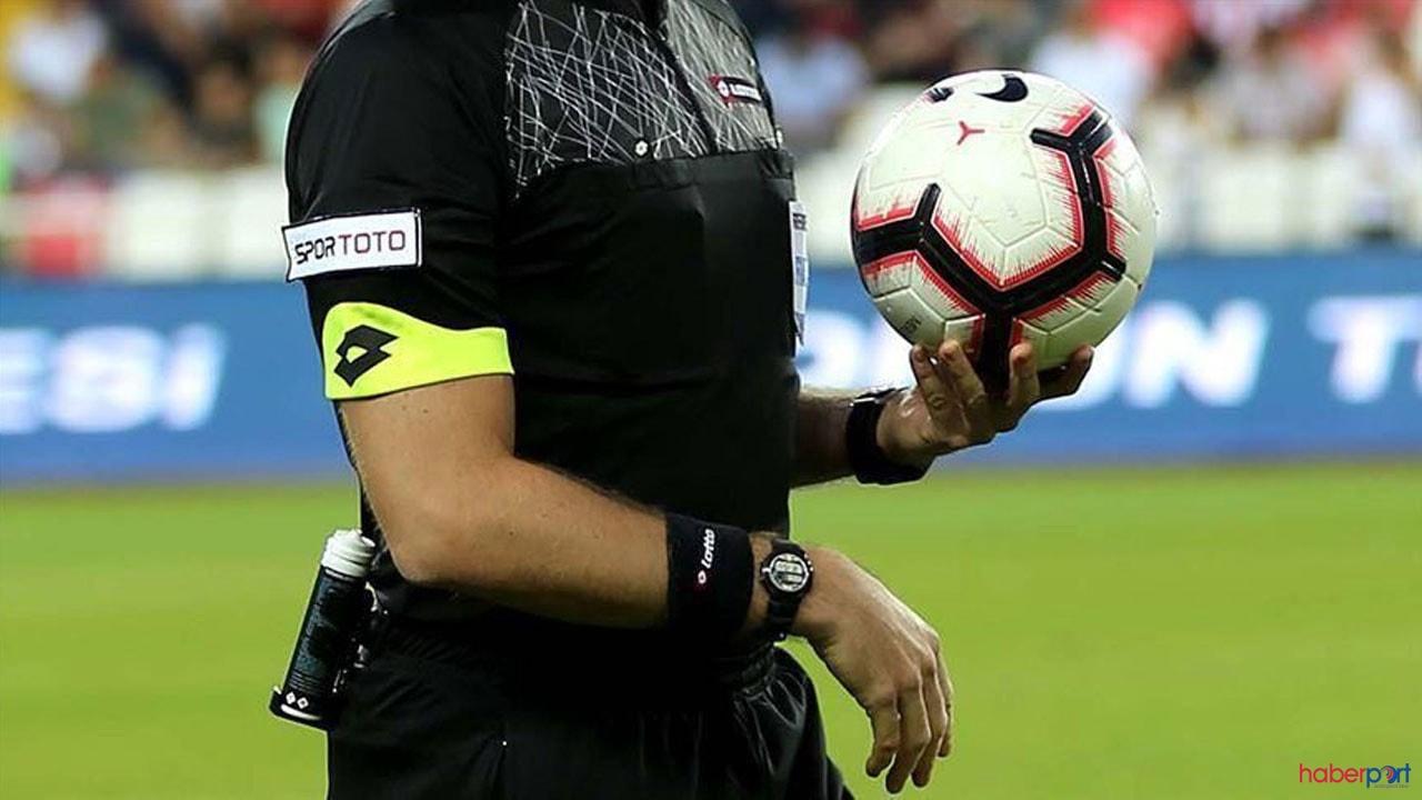 Süper Lig'de 21.hafta hakemleri kimler oldu?