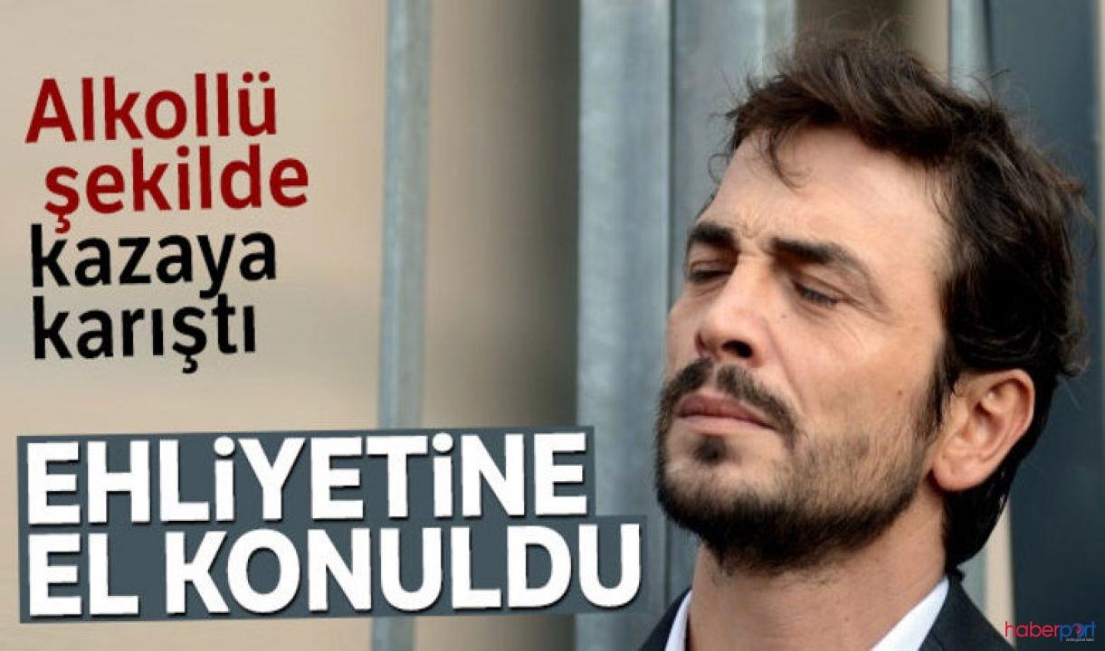 Trafik kazasına karışan Ahmet Kural'ın ehliyetine el konuldu
