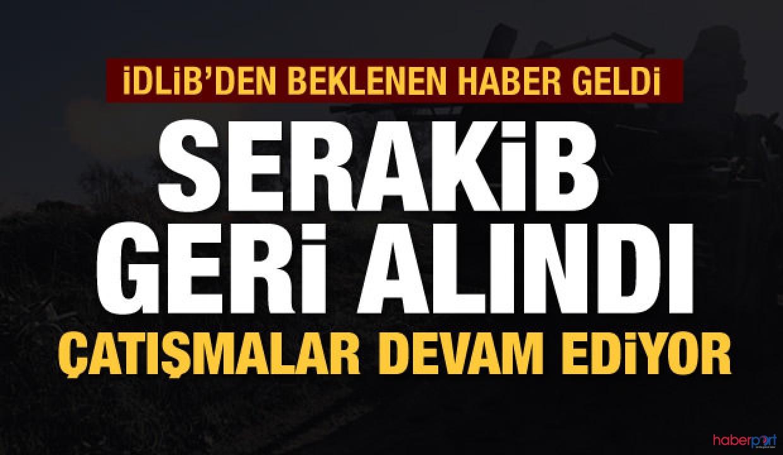 Türkiye destekli muhaliflerden İdlib çıkarması! Kritik bölge ele geçirildi