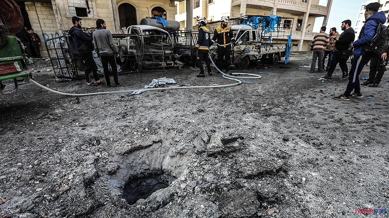 Acımasız Esed rejimi saldırılarına devam ediyor! Son saldırıda 12 sivil hayatını kaybetti.