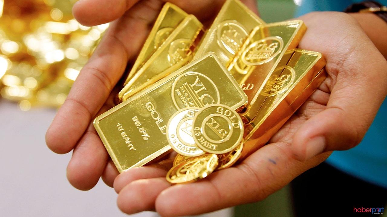 Altın İnişe Geçti ! Düşüş Daha Sürecek mi ? 1 Mart Altın fiyatları