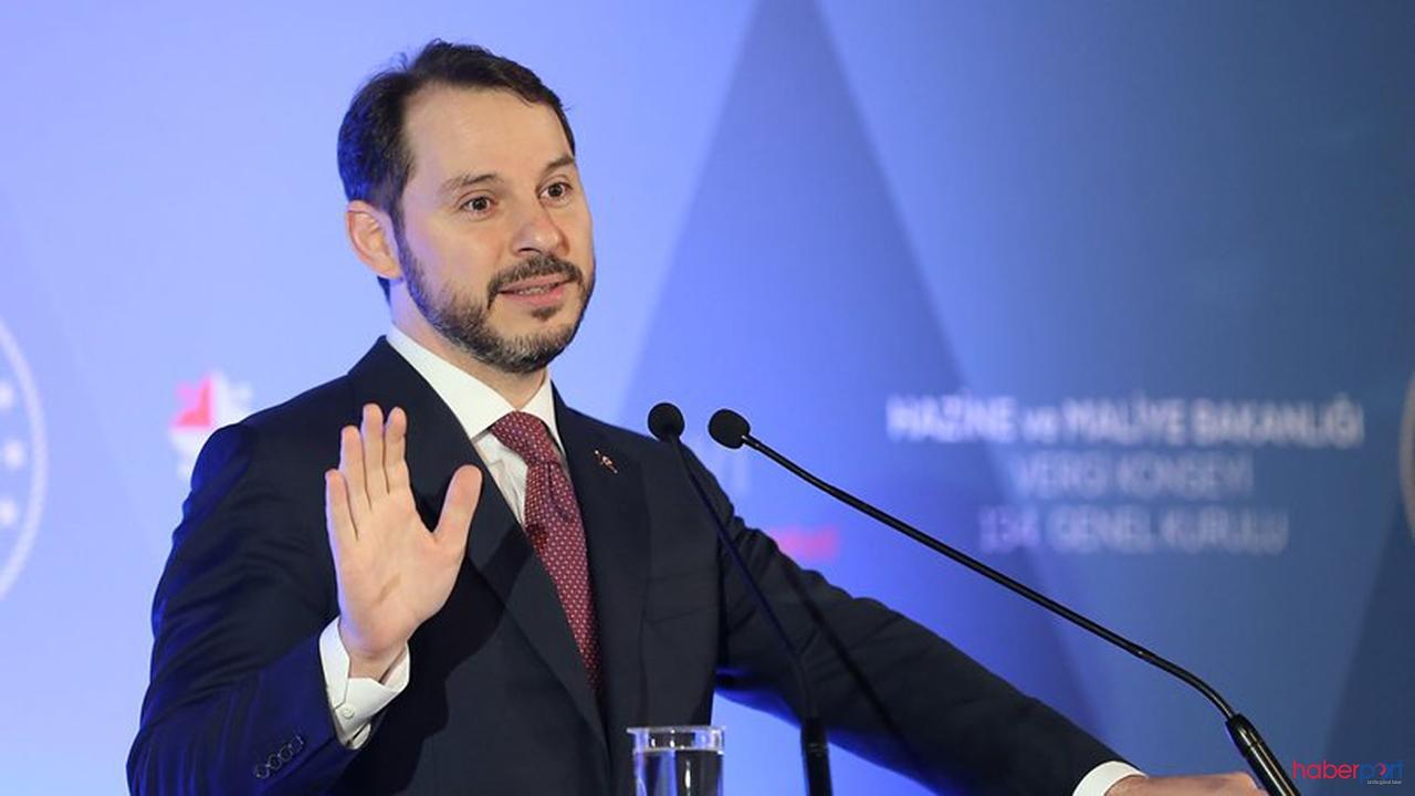 Bakan Berat ALBAYRAK'tan kritik enflasyon açıklaması!Hedefimizi yakalayacağız