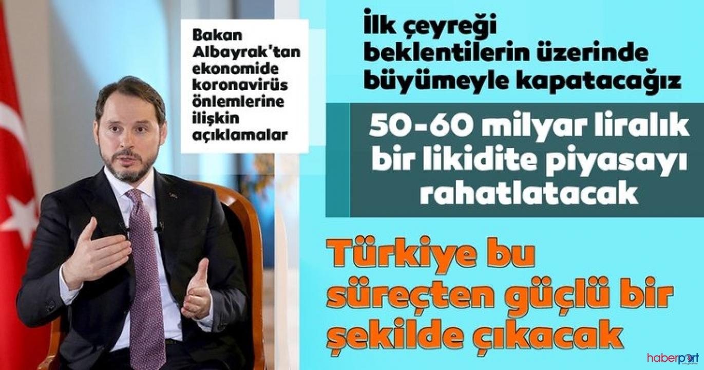 Bakan Albayrak, 'Ekonomik İstikrar Kalkanı' paketinin detaylarını paylaştı
