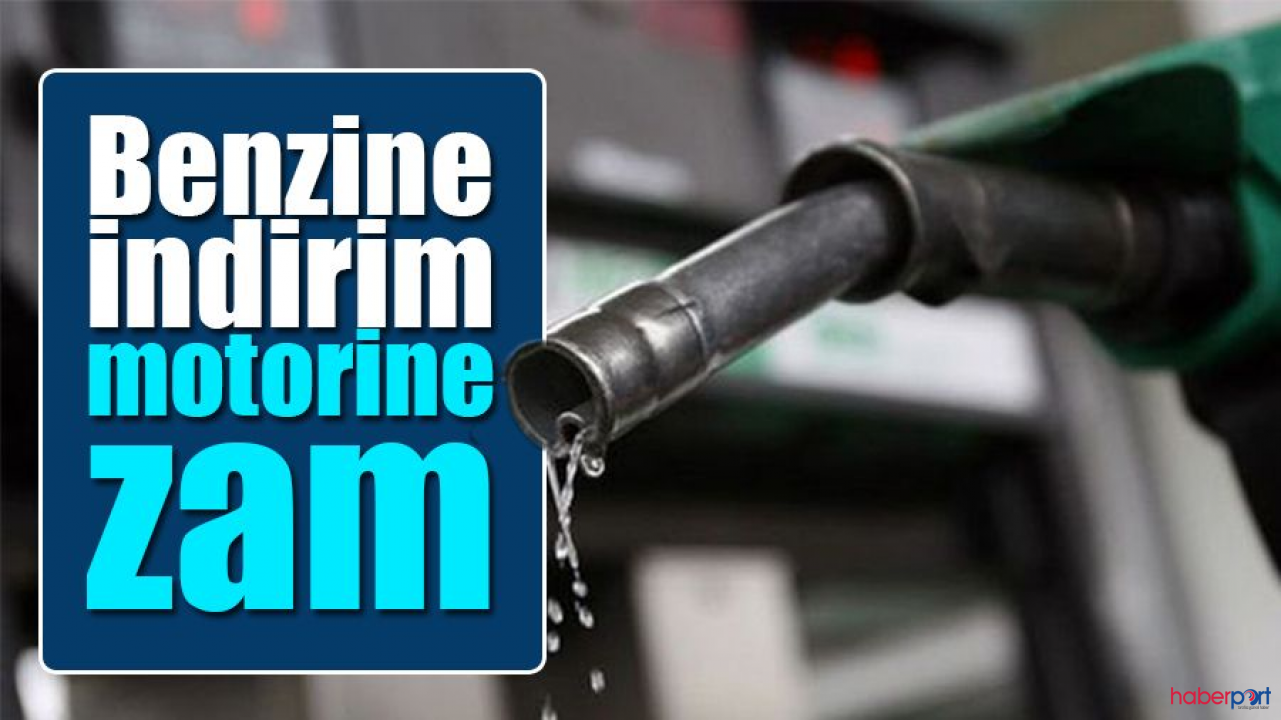 Benzin ve motorinde fiyat değişikliği!