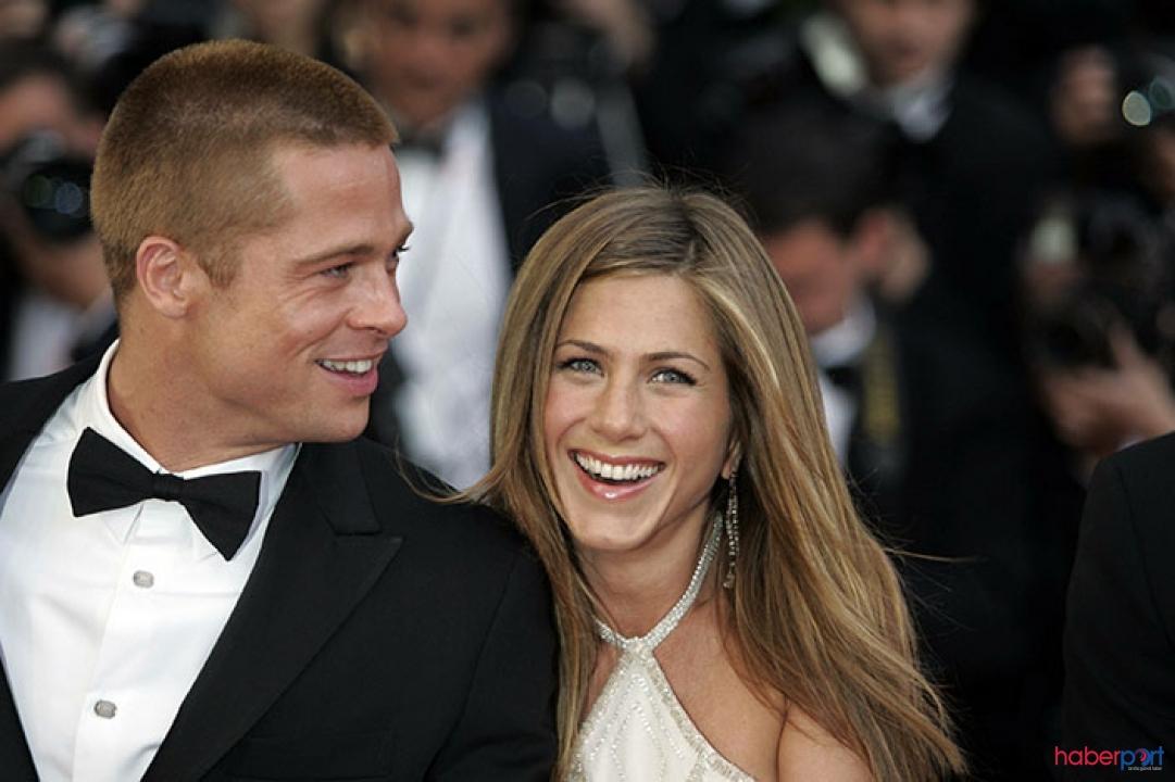 Brad Pitt ve Jennifer Aniston hakkında yıldırım nikahı iddiası