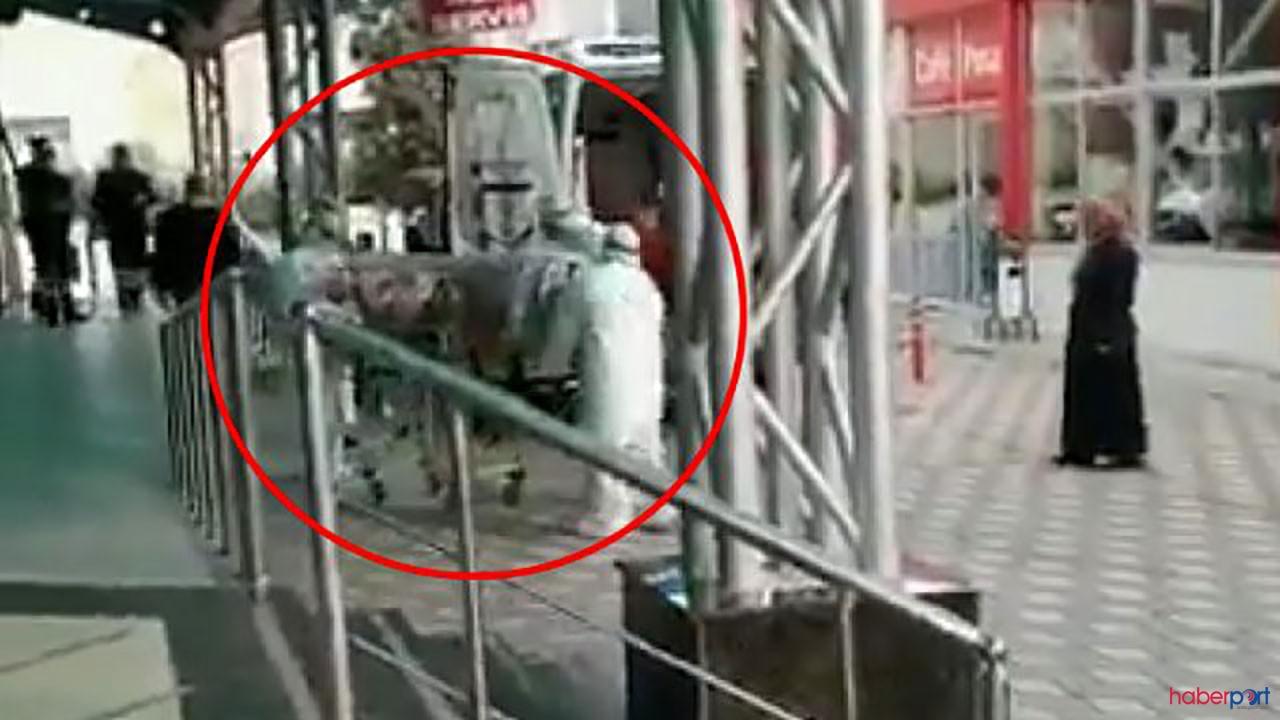 Bursa'da umreden dönen bir kadın karantinaya alındı