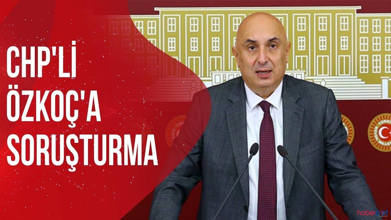 CHP'li Engin Özkoç'a soruşturma! Grup Başkanvekili Engin Öztoç kimdir?