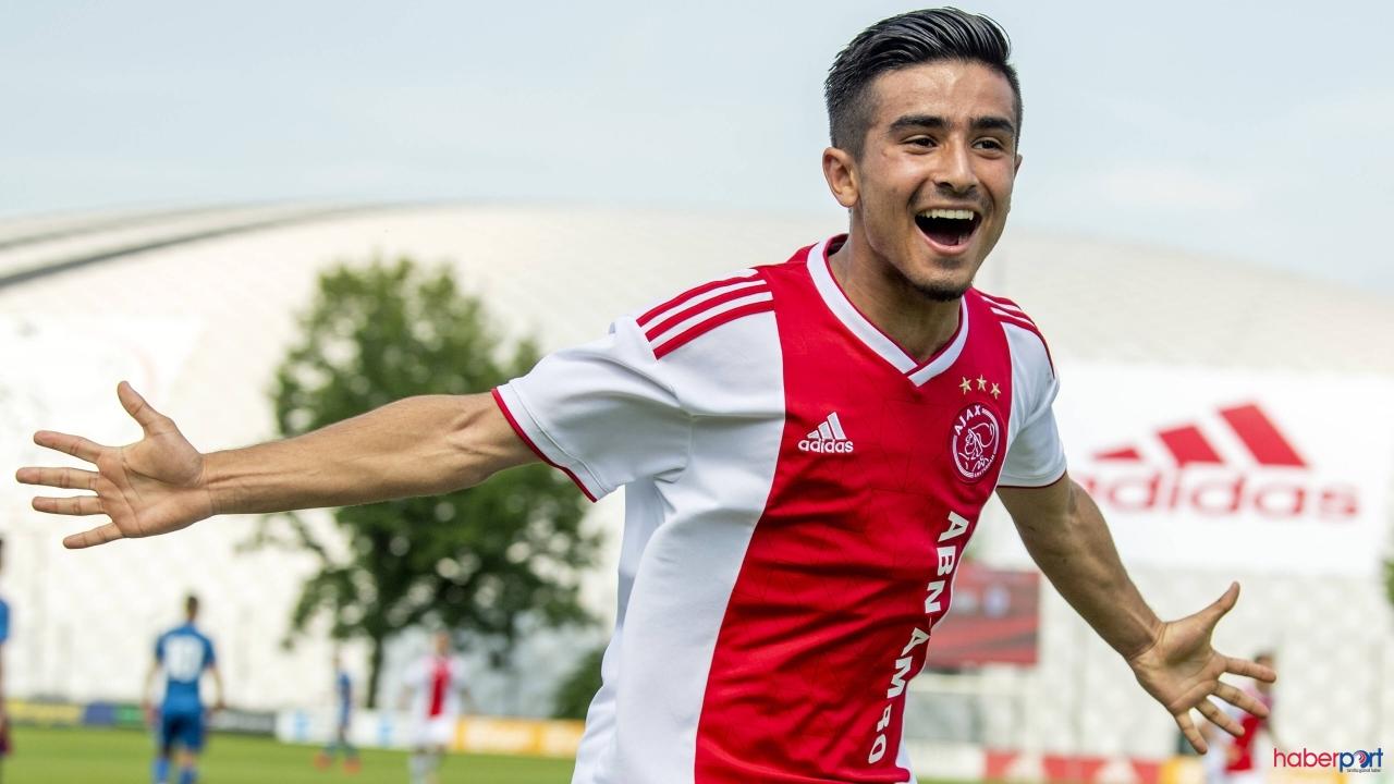 Dünya'nın en iyi 50  genç futbolcusu arasında bir Türk
