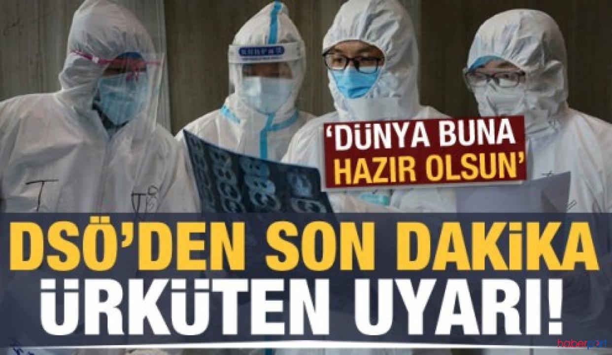 Dünya Sağlık Örgütünden koronavirüsü hakkında önemli açıklama! Pandemi tehdit gerçek oldu