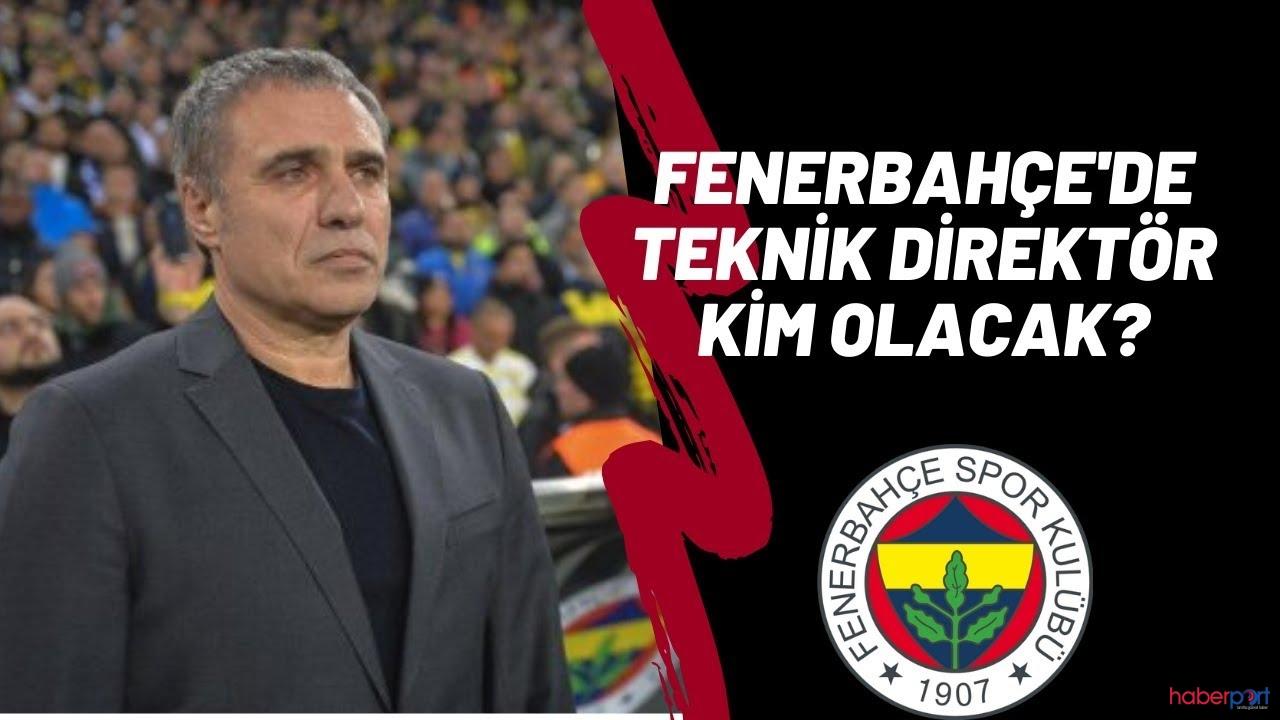 Fenerbahçe'de teknik direktör kararı verildi