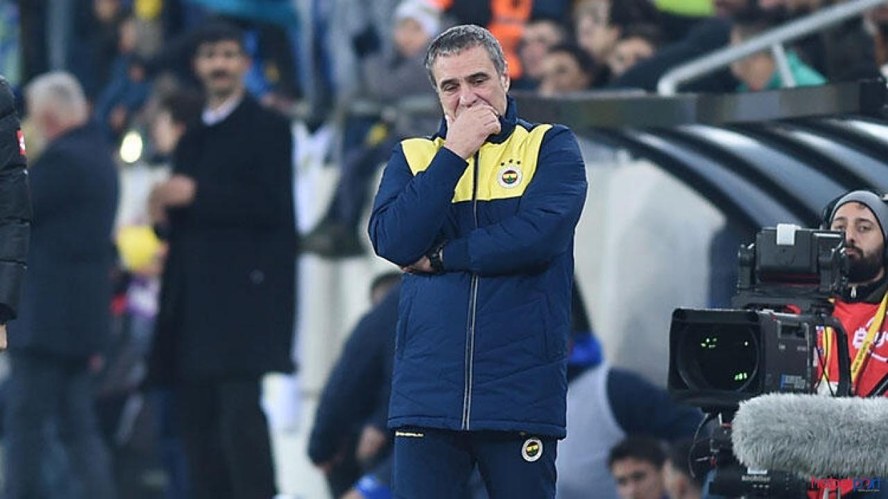 Fenerbahçe'den Ersun Yanal'sız paylaşım