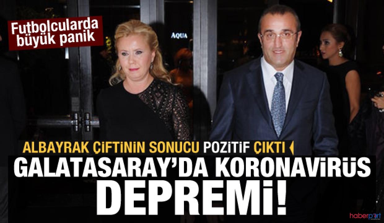 Galatasaray doğruladı! Abdurrahim Albayrak ve eşi Kovid-19'a yakalandı