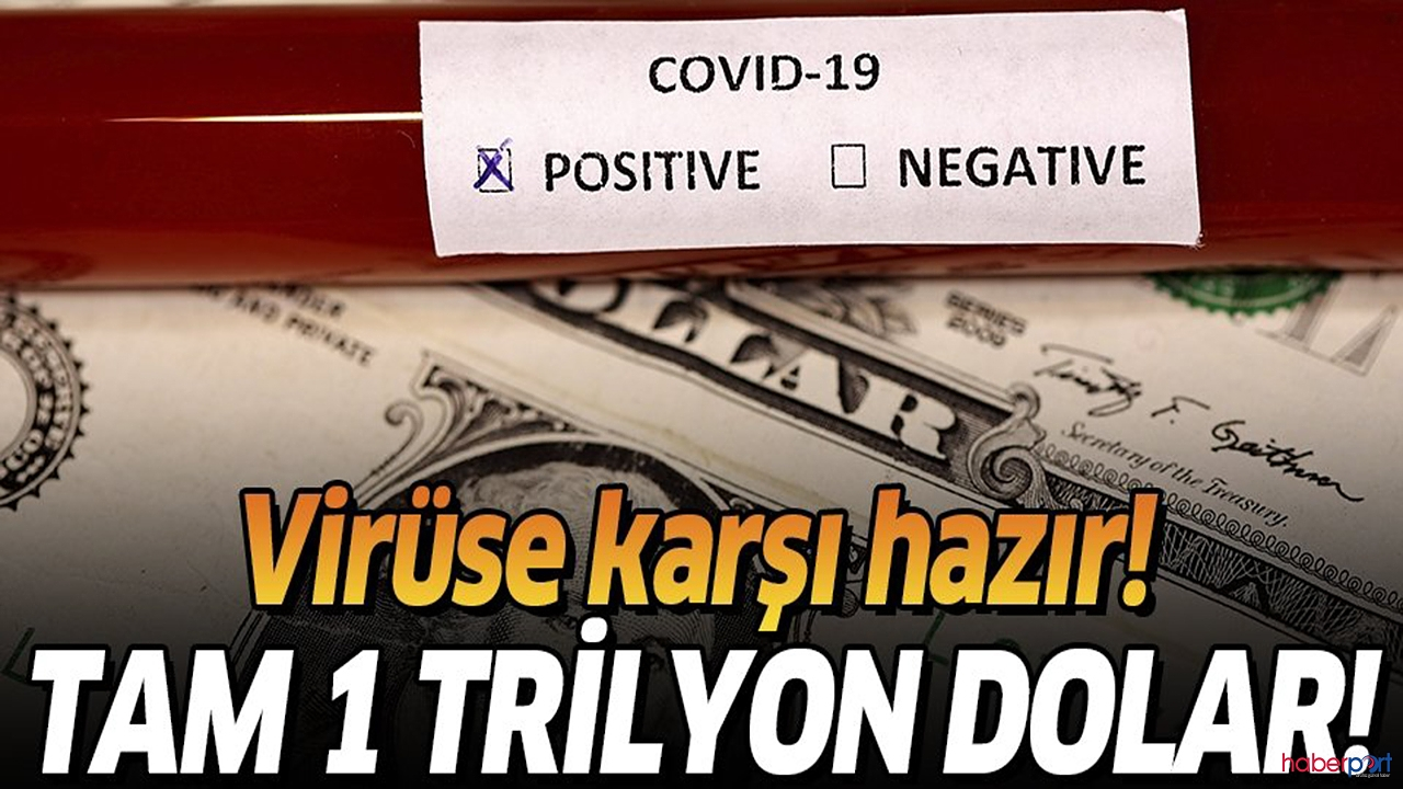 IMF ' den Korona-virüs ile mücadele eden ülkelere 1trilyon dolar kredi!