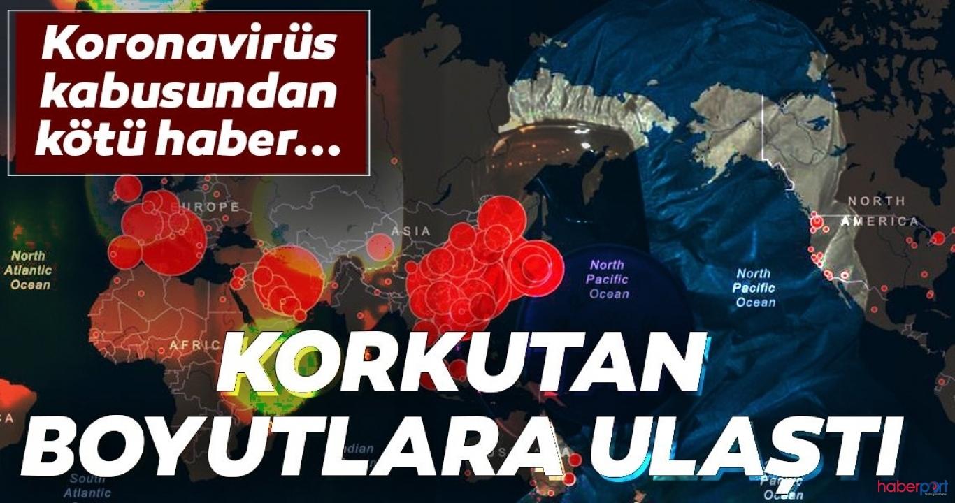 İran, İspanya ve İtalya'da koronavirüs bilançosu korkutucu boyutta
