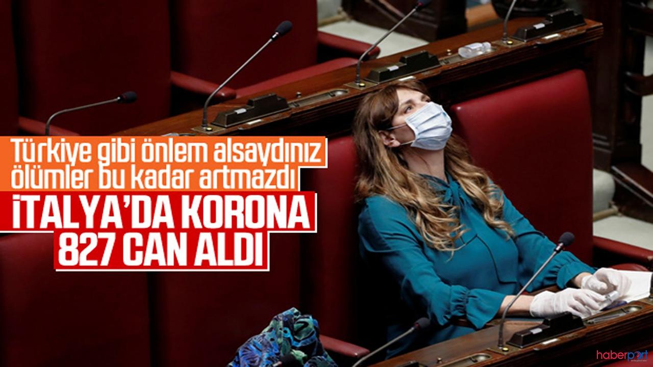 İtalya korona-virüsü Türkiye gibi ciddiye almadı! Bilanço ağırlaşıyor!