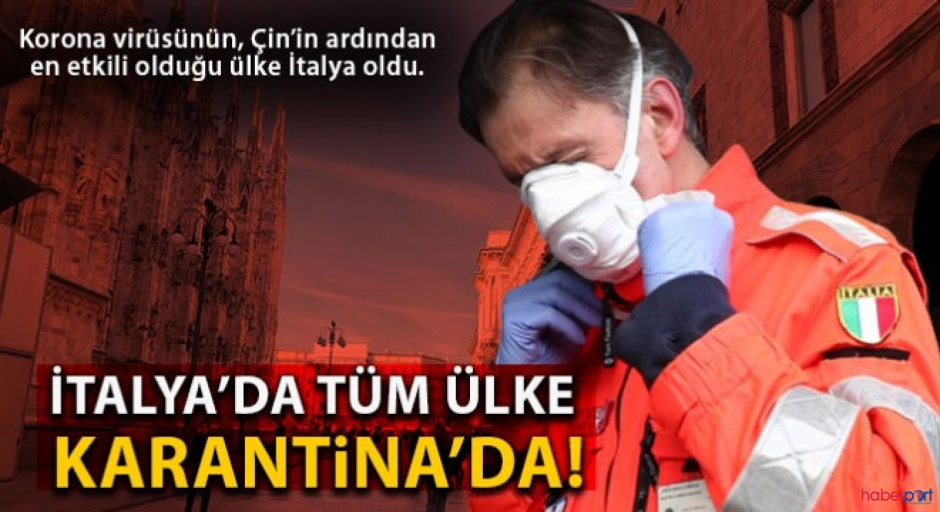 İtalya koronavirüs salgınında Çav Bella ile moral buluyor