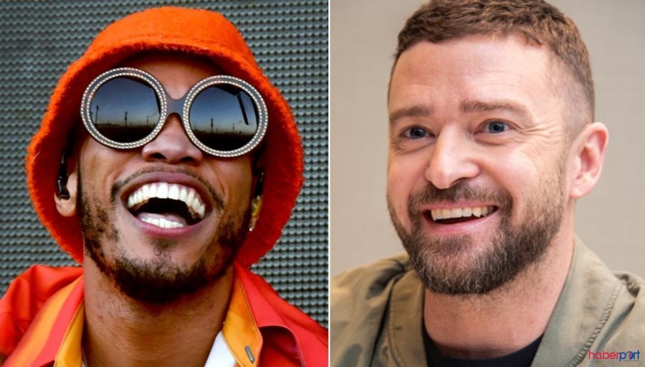 Justin Timberlake ve  Anderson .Paak düeti yayında