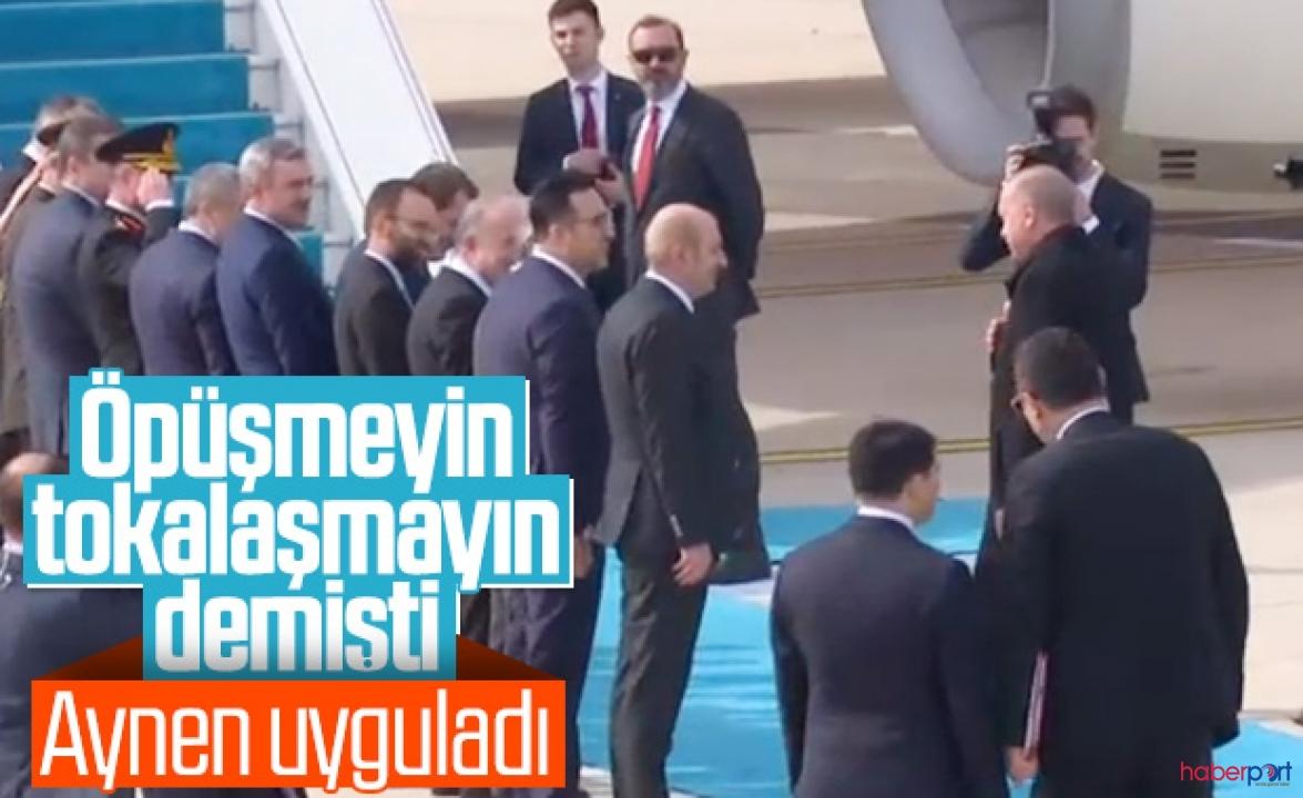 Koronavirüsü salgınına dikkat çeken Cumhurbaşkanı Erdoğan'dan önemli uyarı!