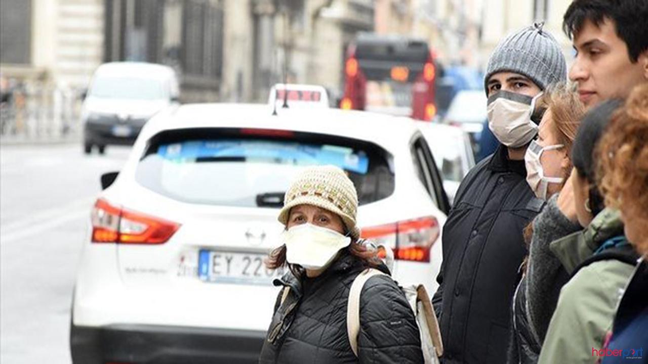 Koronavirüsün Avrupa'daki üssü İtalya'da dram! Ölen kişi sayısı 2 bin 503