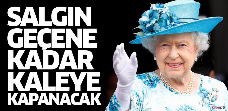 Kraliçe Elizabeth'de koronavirüsü testi pozitif mi çıktı? Buckingham Sarayı açıkladı!