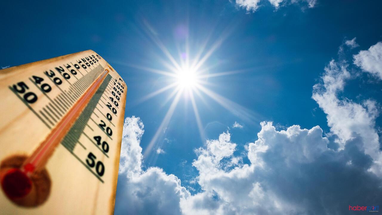 Meteoroloji Uyardı ! Sıcaklıklar Artacak! Bahar Erken mi Geliyor ?