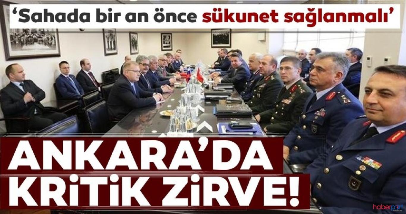 MSB, Rus askeri heyeti ile yarın toplantıya oturuyor