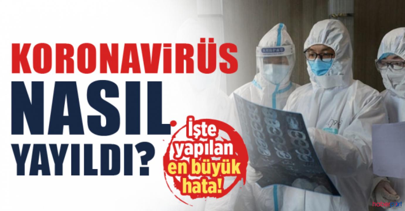 New York Times, 'Koronavirüsü nasıl yayıldı?' sorusunu makale ile yanıtladı