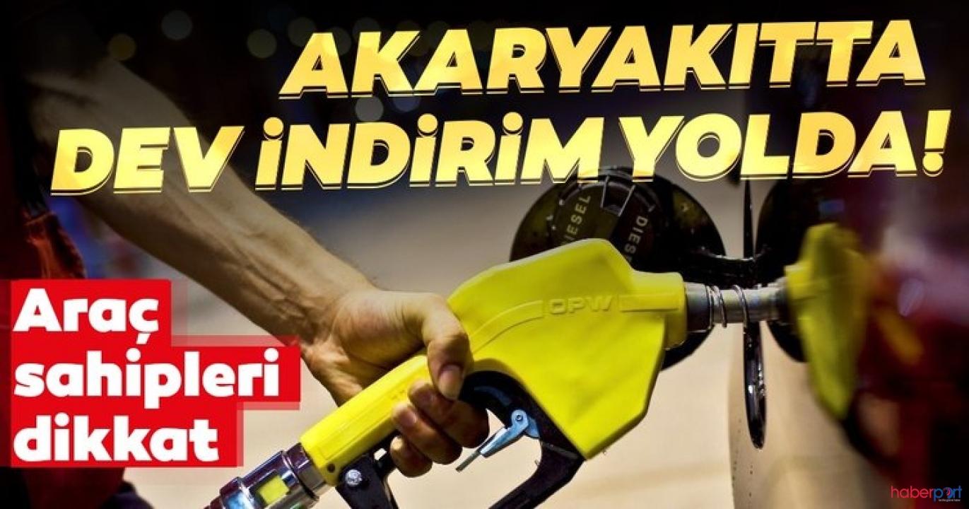 Petrol fiyatları dip yaptı! Benzin ve motorinde indirim bekleniyor