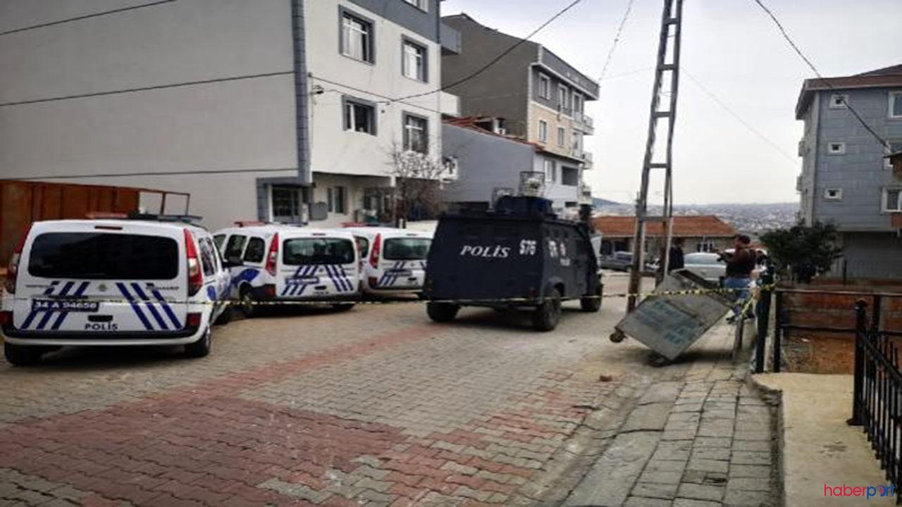Sancaktepe'de kanlı olay!Rögar kokusu kavgaya neden oldu:2 ölü 1 yaralı