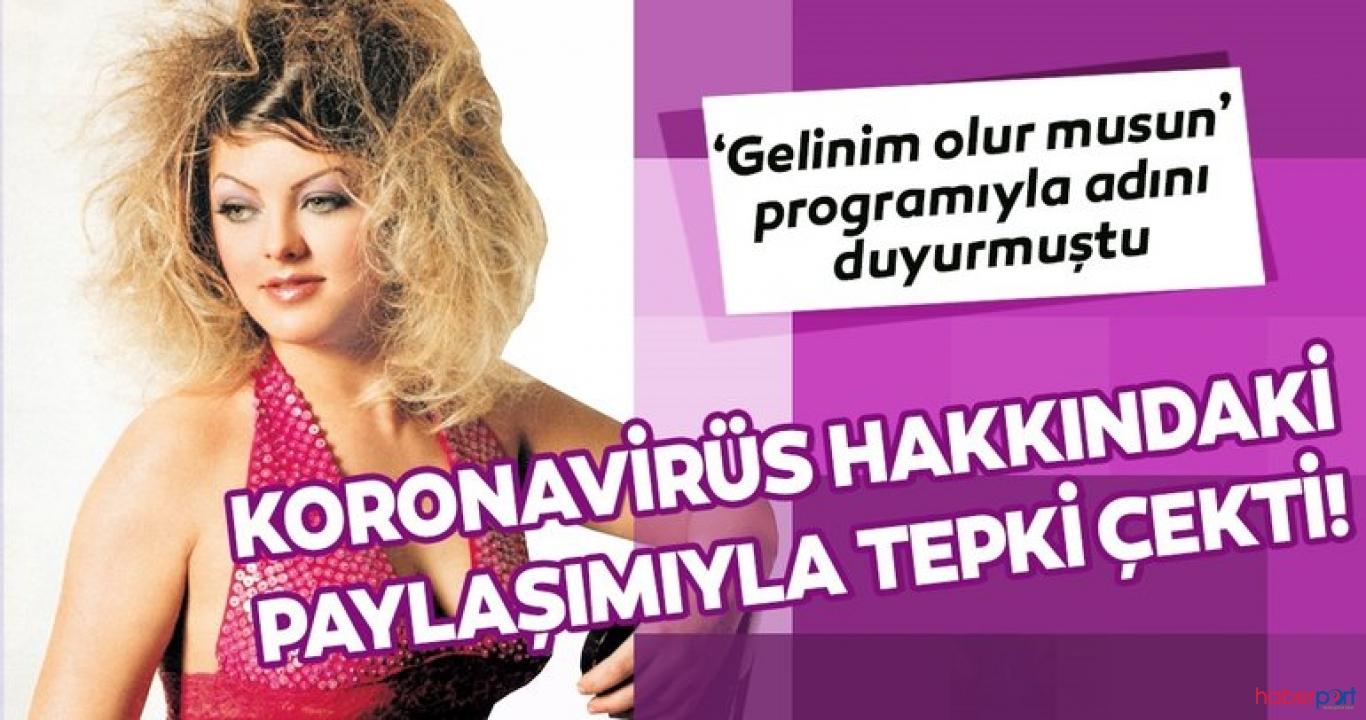 Sinem Umaş'ın koronavirüs isyanı olay oldu!