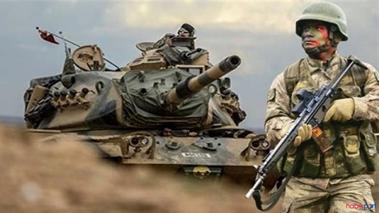 Suriye'de PKK/YPG'li teröristlere darbe! 4 terörist öldürüldü