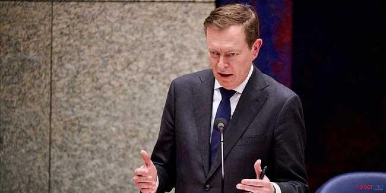 Temsilciler Meclisinde bayılmıştı! Hollanda Sağlık Bakanı istifasını sundu