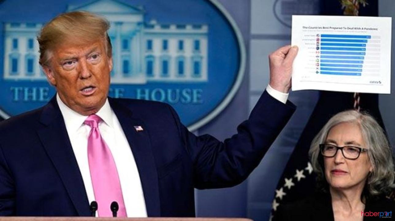 Trump, koronavirüse karşı ilaç önerdi 3 kişi hastanelik oldu