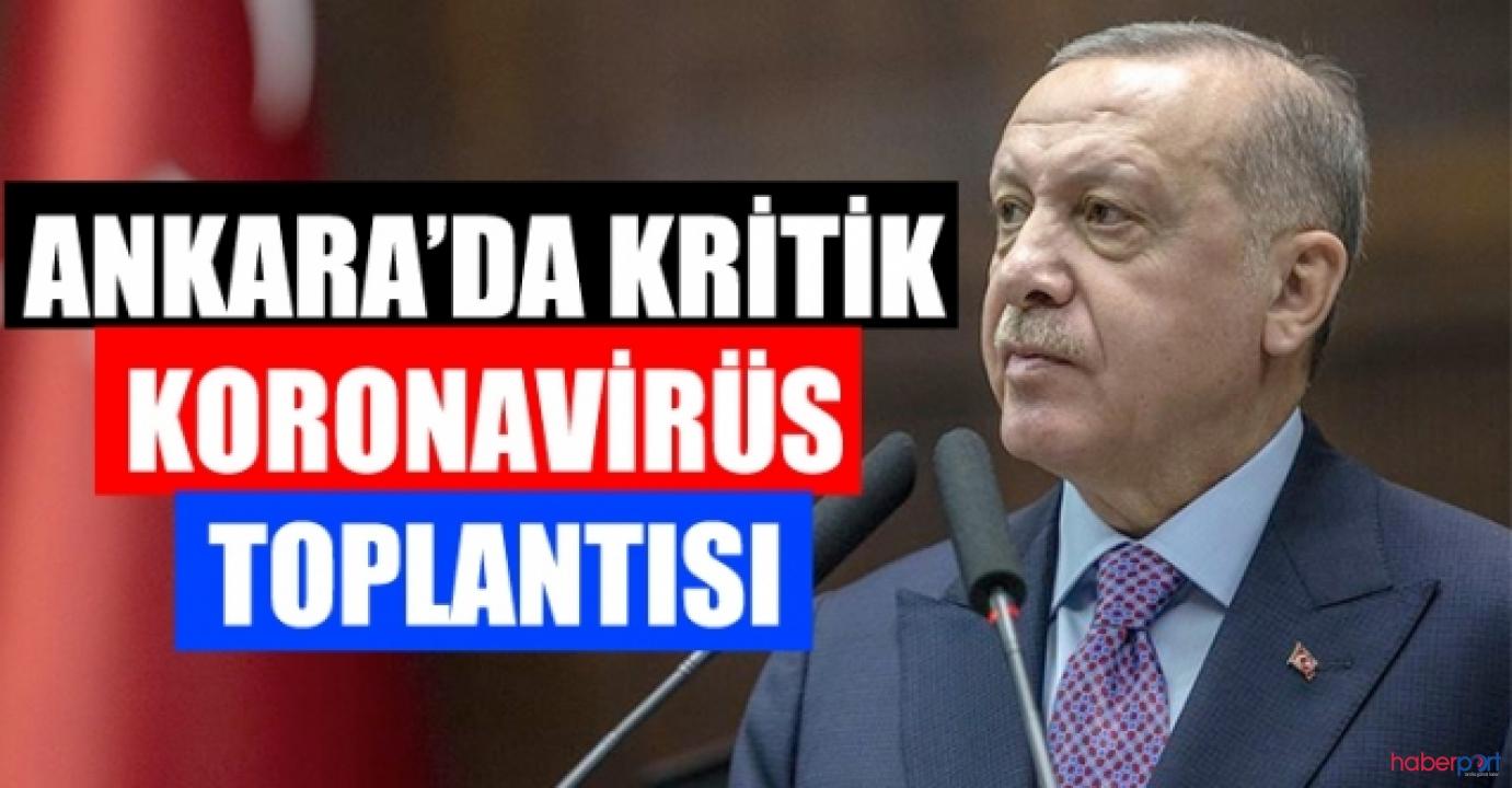 Tüm gözler bu toplantıda! Erdoğan Başkanlığındaki 'Koronavirüs zirvesi' toplanıyor