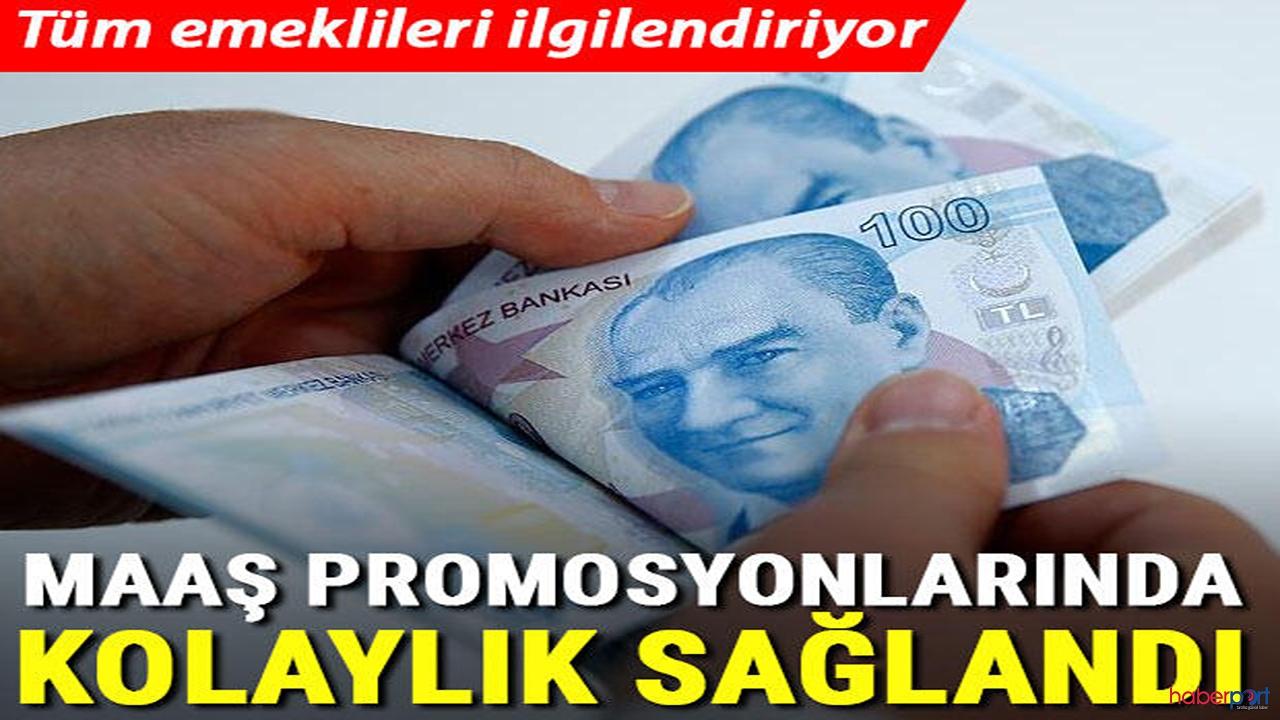 Türkiye Bankalar Birliği'den emekliler için önemli promosyon açıklaması