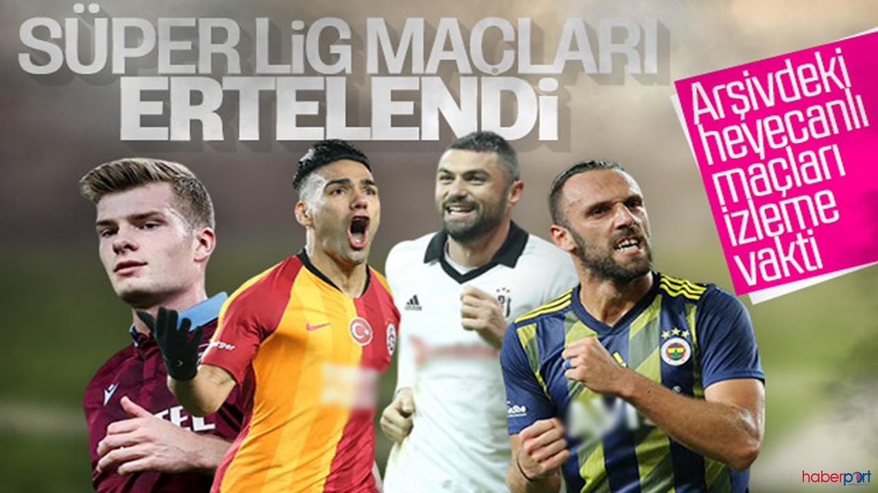 Türkiye'de spor dünyasına korona engeli! Ligler ertelendi