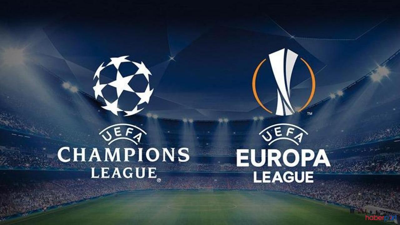 UEFA'dan açıklama geldi Avrupa ligi ve Şampiyonlar ligi ertelendi