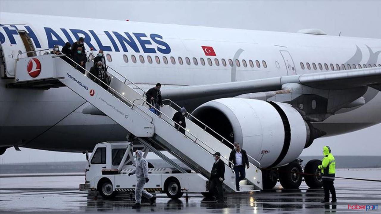 233 Türk vatandaşı Almanya'dan getirilerek Sivas'ta karantinaya alındı