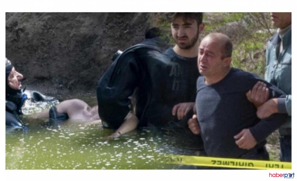 Ankara'da ihmal ölüm getirdi! 13 yaşındaki çocuk su dolu çukura düşerek boğuldu