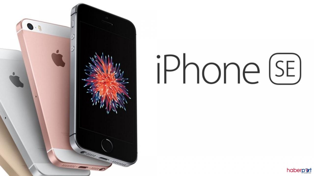 Apple duyurdu iPhone SE geliyor
