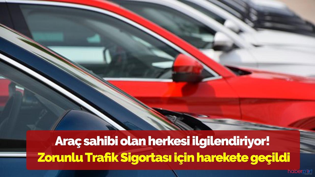 Aracı olanları sevindiren haber! Zorunlu trafik sigortasına indirim geliyor