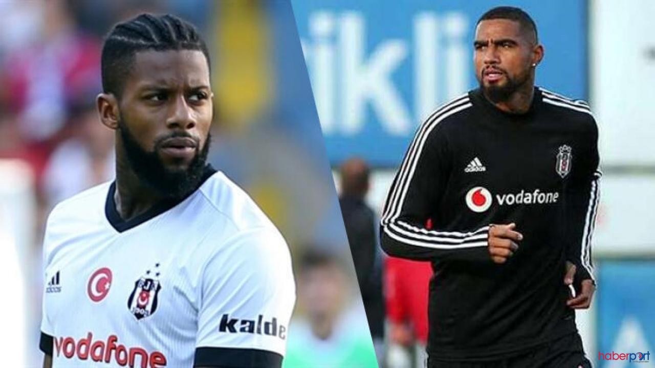 Beşiktaş'ın iki yıldızı Türkiye'den ayrıldı
