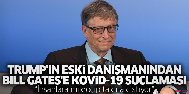 Bill Gates, salgının yayılmasına sorumlu tutuldu! ABD'den şaşırtan iddia!